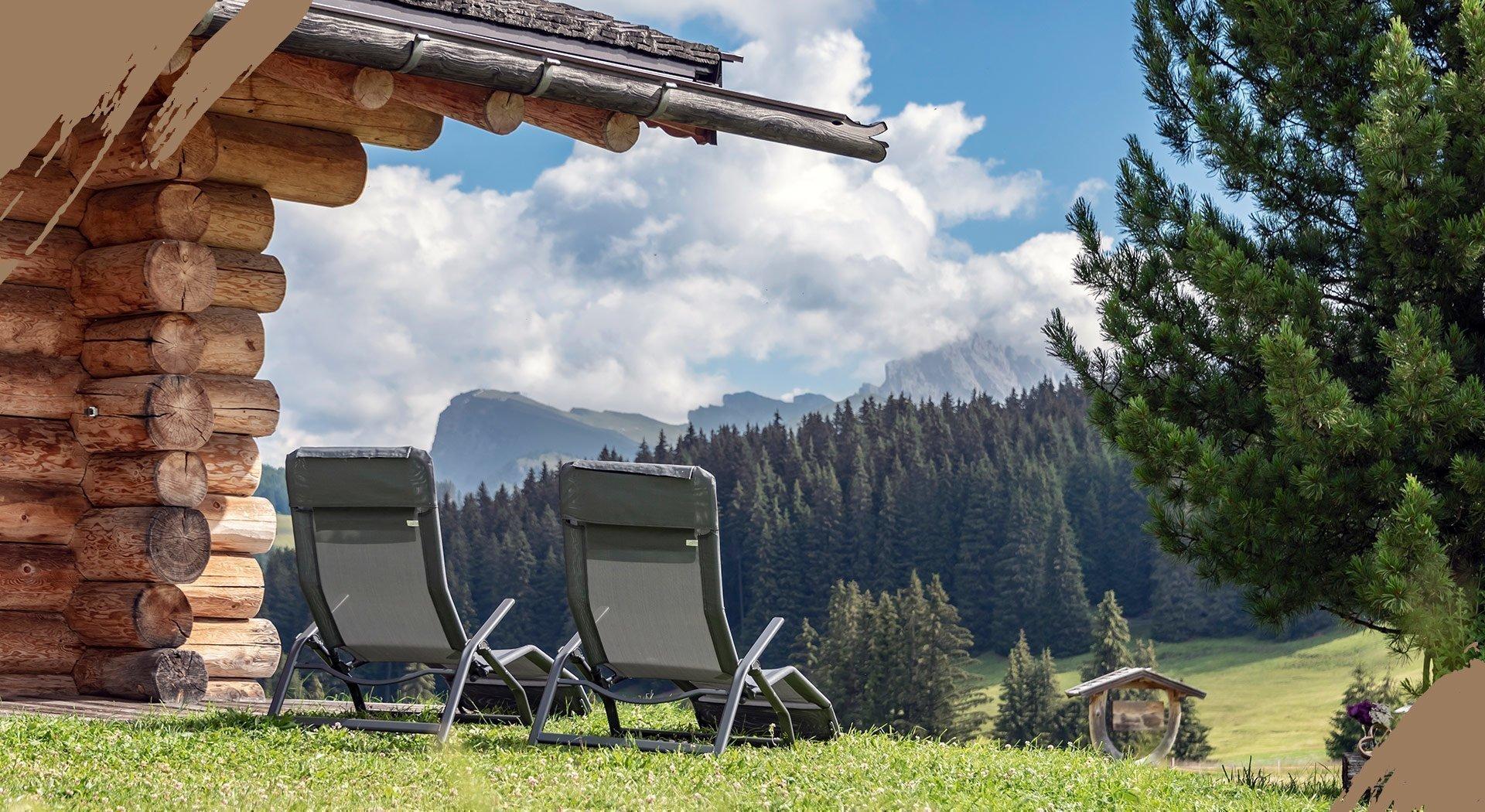 Unsere Almhütte auf der Seiser Alm: Das ideale Refugium für Ihren Almurlaub in Südtirol