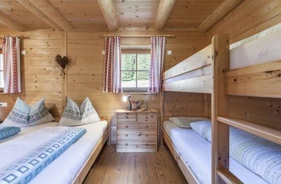 Alm hut on Alpe di Siusi