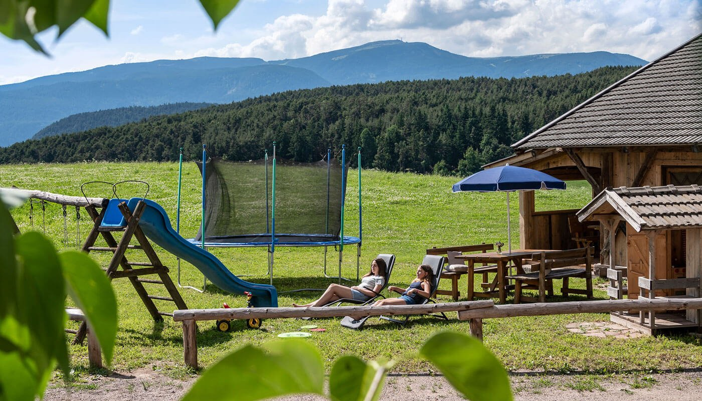 Your family experience at the foot of the Dolomites