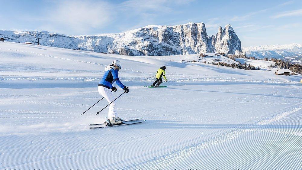 Skiurlaub in Kastelruth