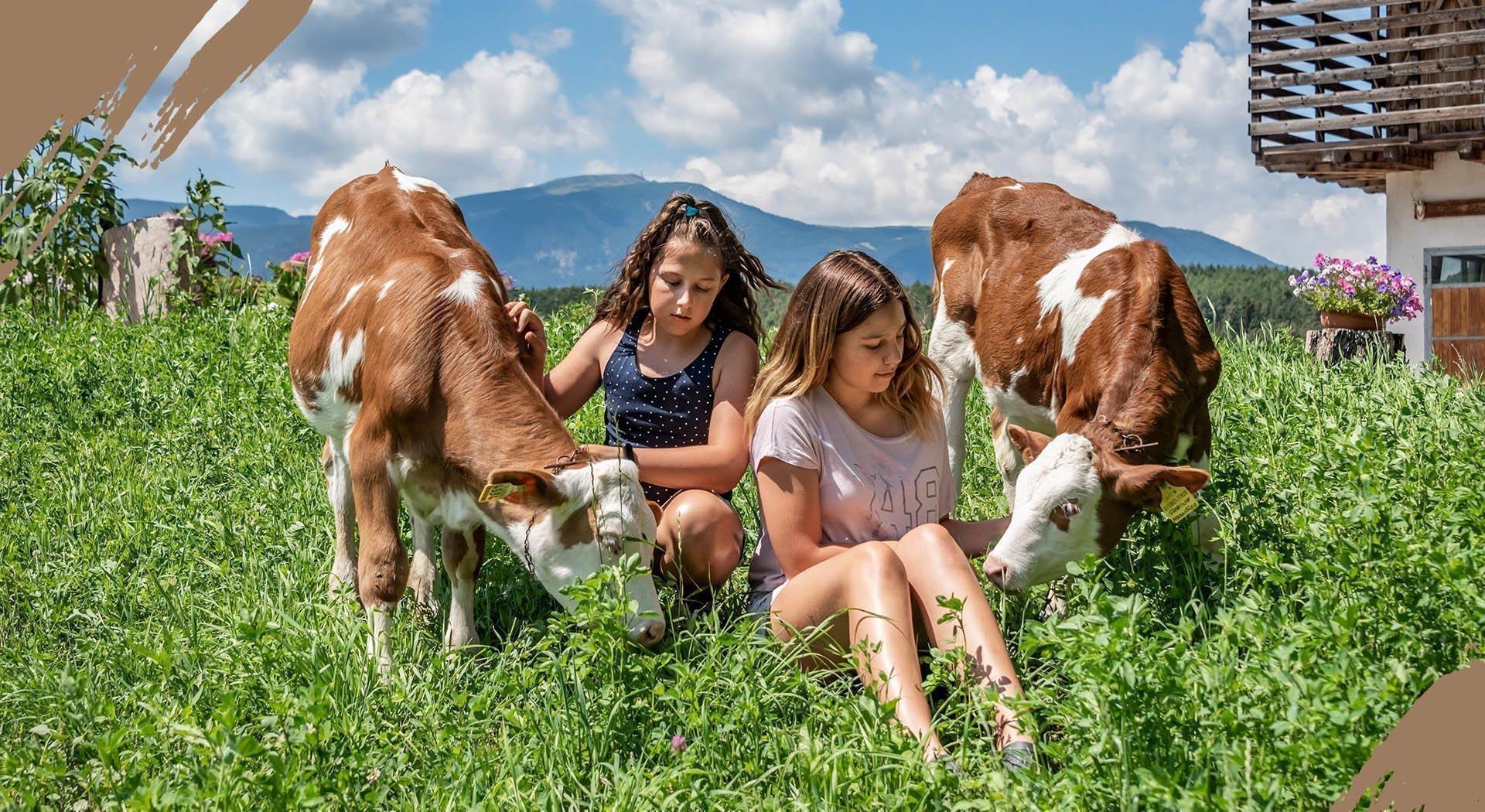 Urlaub auf dem Bauernhof in Kastelruth