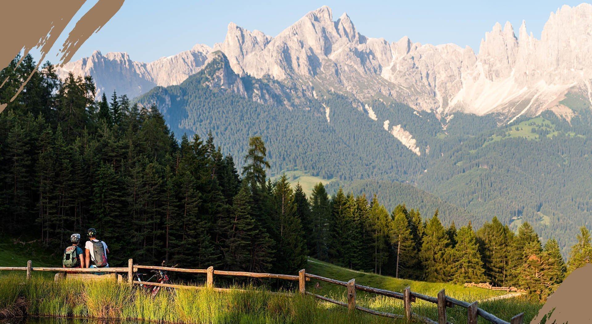 Wandern um Kastelruth – erkunden Sie die Dolomiten